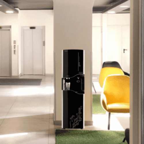 save money with a bottleless water cooler
